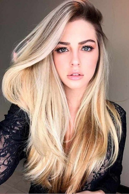 Cortes cabello largo tendencia 2017